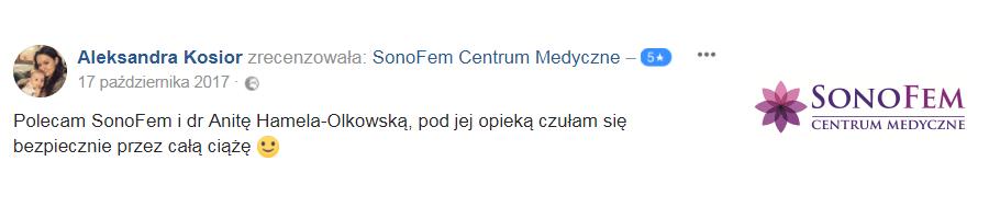 opinia sono FB 1